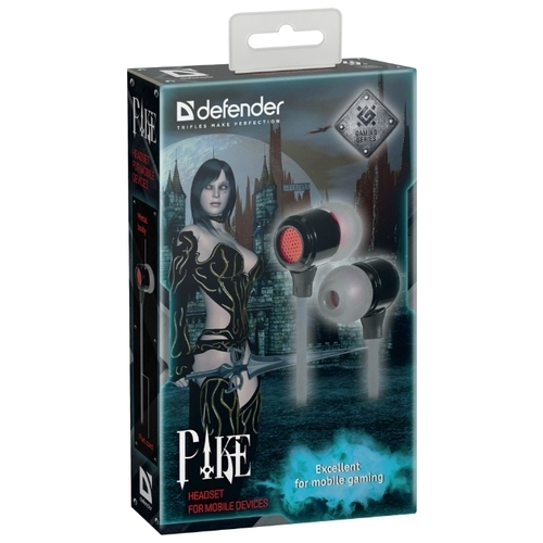 Наушники Defender Pike