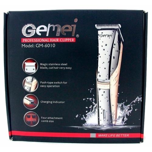 Машинка для стрижки Gemei GM 6010