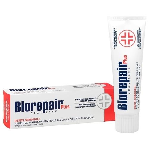Зубная паста Biorepair Denti Sensibili Plus