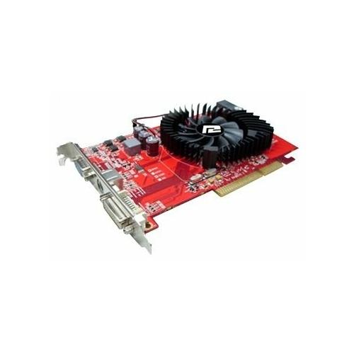 Видеокарта PowerColor Radeon HD 3650 600Mhz AGP 512Mb 666Mhz 128 bit DVI TV HDCP YPrPb