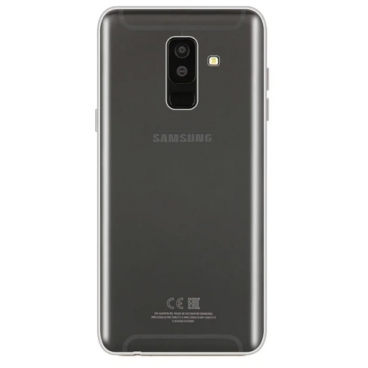 Чехол LuxCase TPU для Samsung Galaxy A6+ 2018 (прозрачный)