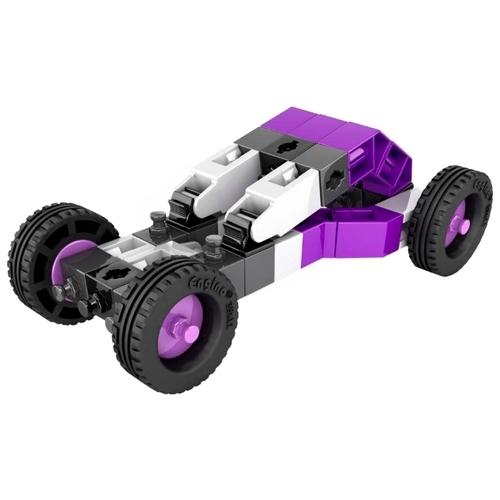 Конструктор ENGINO STEM Heroes SH33 Скоростные механизмы - Рейсер