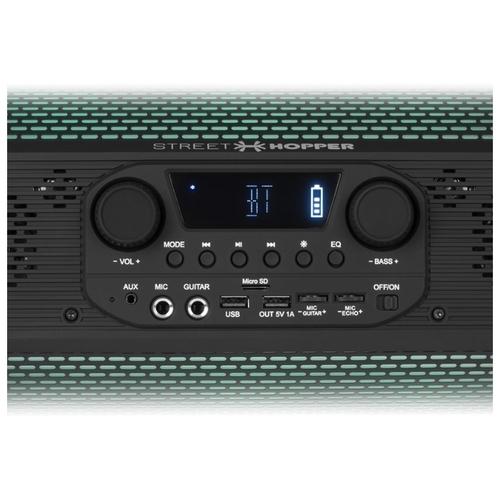 Портативная акустика Soundstream Street Hopper 5 Plus