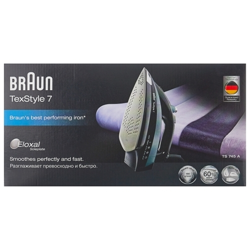Утюг Braun TexStyle 7 TS745A