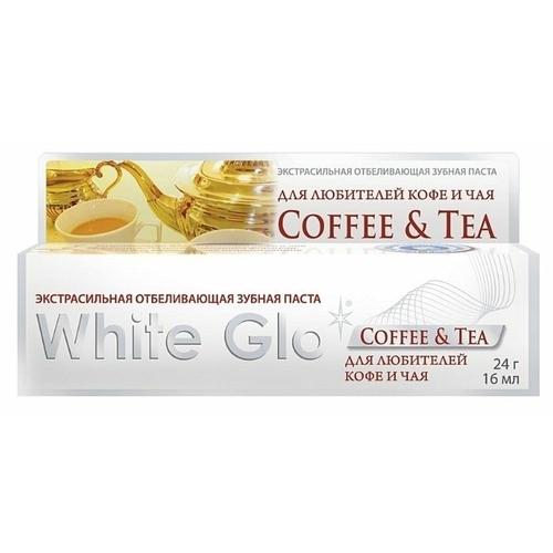 Зубная паста White Glo Для любителей кофе и чая