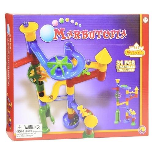 Динамический конструктор Marbutopia NK-6890 Замок