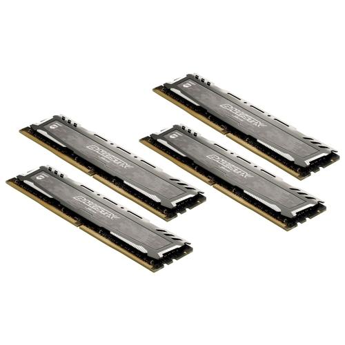 Оперативная память 8 ГБ 4 шт. Ballistix BLS4K8G4D32AESBK