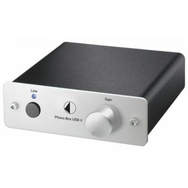 Фонокорректор Pro-Ject Phono Box USB V