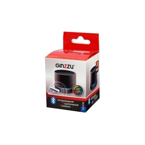 Портативная акустика Ginzzu GM-870B