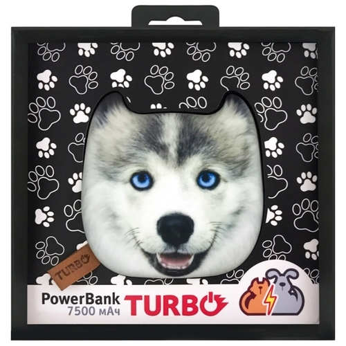Аккумулятор Turbo PowerBank 7500 мАч