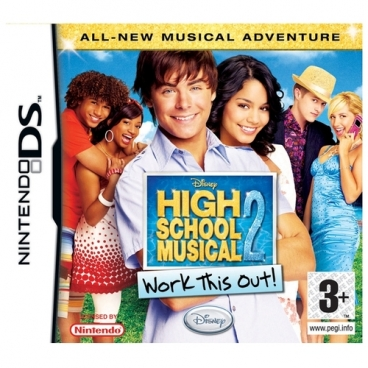 Disney High School Musical 2: Work This Out!