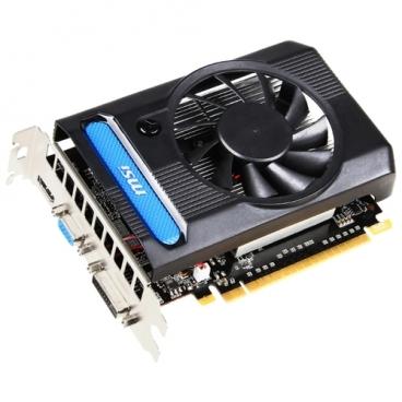 Видеокарта MSI GeForce GT 640 902Mhz PCI-E 3.0 4096Mb 1782Mhz 128 bit DVI HDMI HDCP