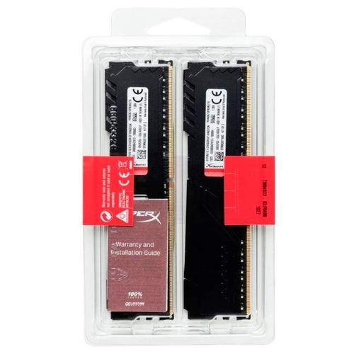 Оперативная память 8 ГБ 2 шт. HyperX HX426C16FB3K2/16