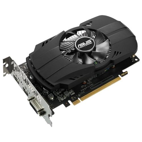 Видеокарта ASUS GeForce GTX 1050 Ti 1290MHz PCI-E 3.0 4096MB 7008MHz 128 bit DVI HDMI HDCP Phoenix