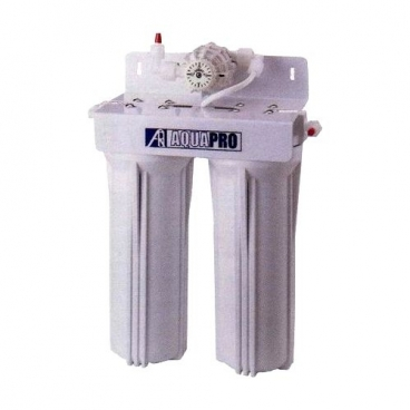 Фильтр под мойкой AQUAPRO AUS2-N двухступенчатый