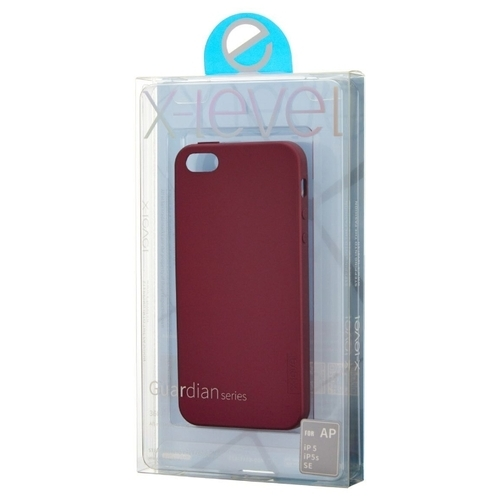 Чехол X-LEVEL Guardian для Apple iPhone 5/5S/SE