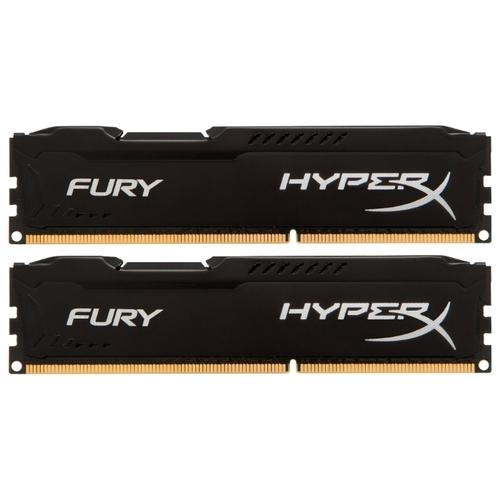 Оперативная память 4 ГБ 2 шт. HyperX HX313C9FBK2/8