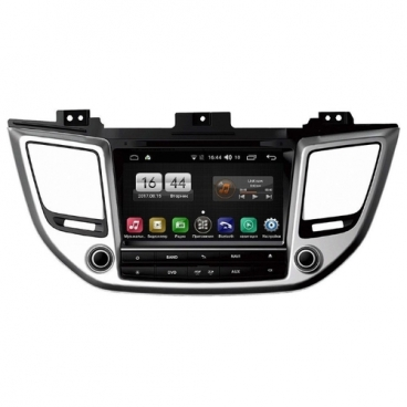 Автомагнитола FarCar s170 Hundai Tucson 2015+ Android (L546)