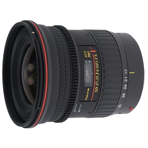 Объектив Tokina AT-X 17-35mm f/4 Pro FX V Canon EF