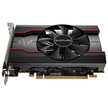 Видеокарта Sapphire Pulse Radeon RX 550 1206Mhz PCI-E 3.0 4096Mb 7000Mhz 128 bit DVI HDMI HDCP
