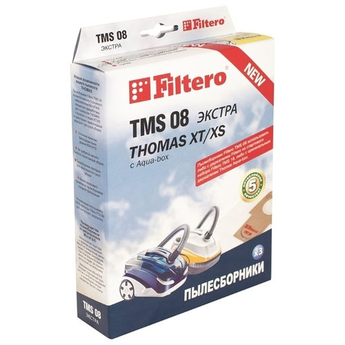 Filtero Мешки-пылесборники TMS 08 Экстра