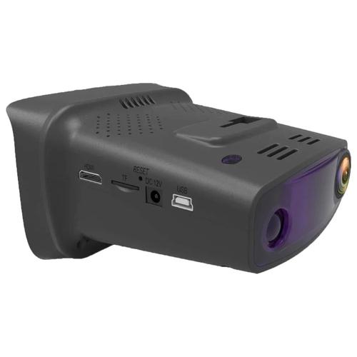 Видеорегистратор с радар-детектором Stonelock Fogu