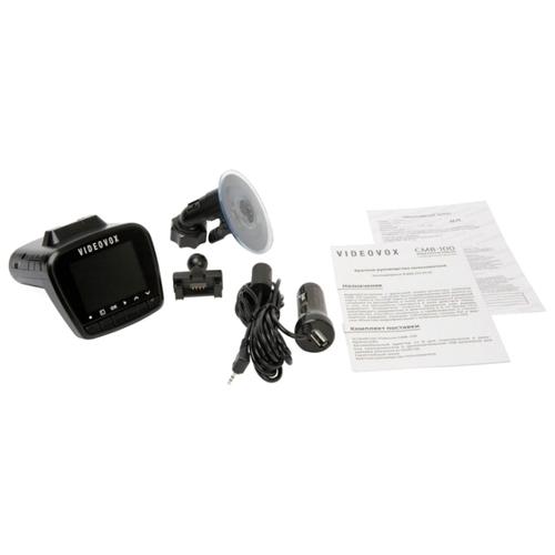 Видеорегистратор с радар-детектором Videovox CMB-100