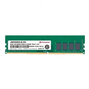 Оперативная память 8 ГБ 1 шт. Transcend JM2666HLB-8G