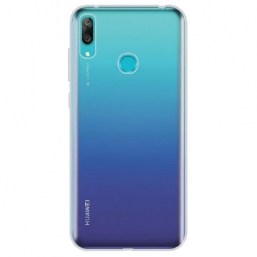 Чехол LuxCase TPU для Huawei Y7 2019 (прозрачный)