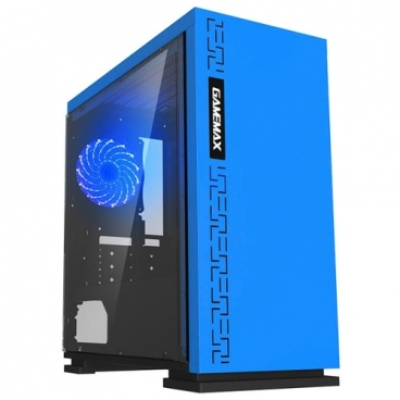 Компьютерный корпус GameMax H605 Expedition Blue