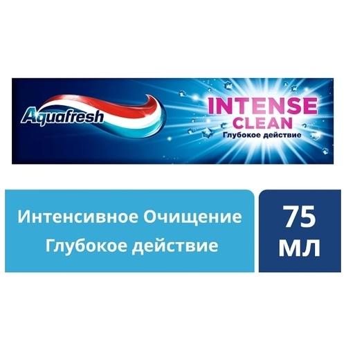 Зубная паста Aquafresh Intense Clean Глубокое действие
