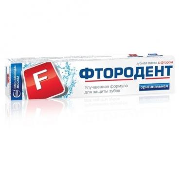 Зубная паста СВОБОДА Фтородент Оригинальная