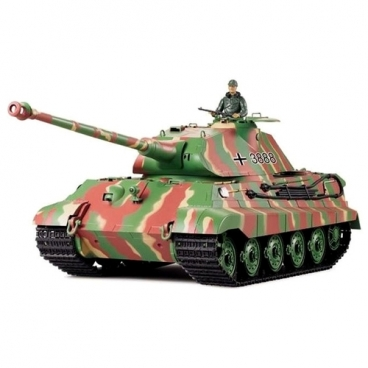 Танк Heng Long King Tiger (3888-1) 1:16 65 см
