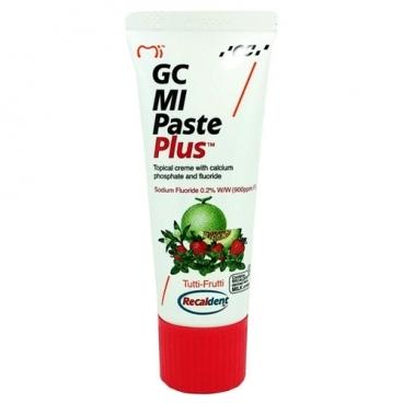 Зубная паста GC Corporation Mi paste plus, мультифрукт