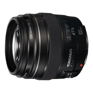 Объектив YongNuo AF 100mm f/2 Canon EF