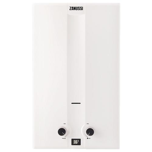 Проточный газовый водонагреватель Zanussi GWH 12 Fonte