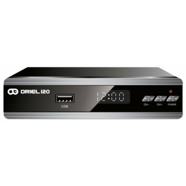 TV-тюнер Oriel 120 (DVB-T2)