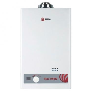 Проточный газовый водонагреватель Roda JSD20-T1
