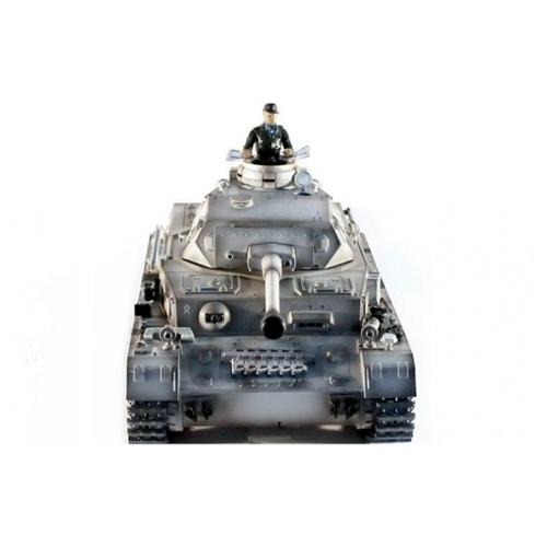 Танк Heng Long Panzerkampfwagen IV (3859-1PRO) 1:16