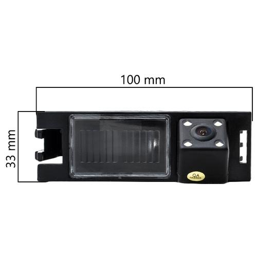 Камера заднего вида AVEL AVS112CPR/027