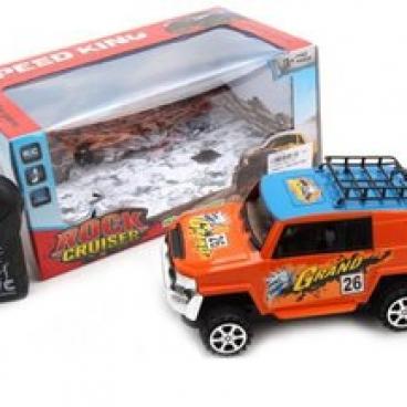 Внедорожник Наша игрушка 689-10A 1:5