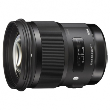 Объектив Sigma AF 50mm f/1.4 DG HSM Art Nikon F