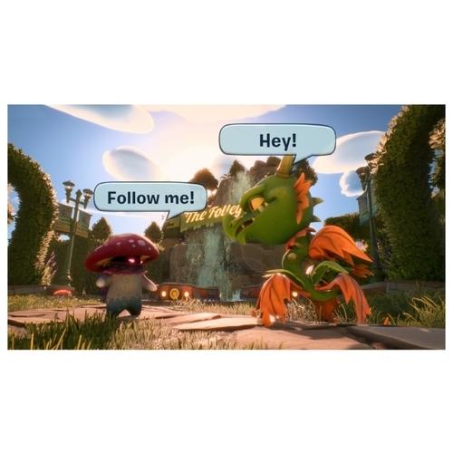 Plants vs Zombies: Битва за Нейборвиль