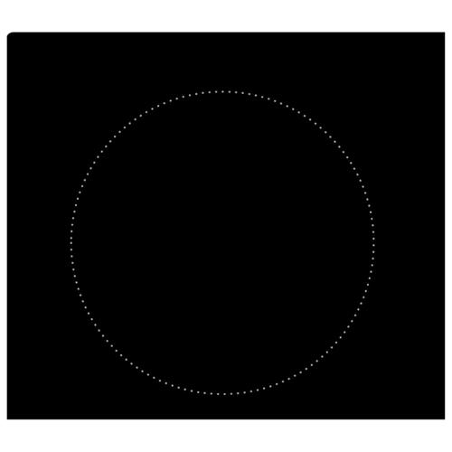 Варочная панель LEX EVH 640 BL