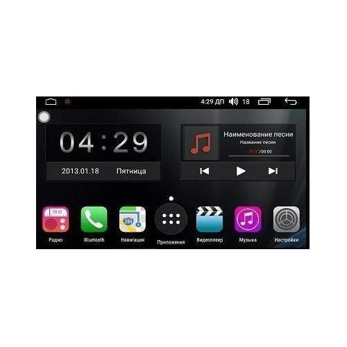 Автомагнитола FarCar s300 Hyundai Solaris Android (RL067R)