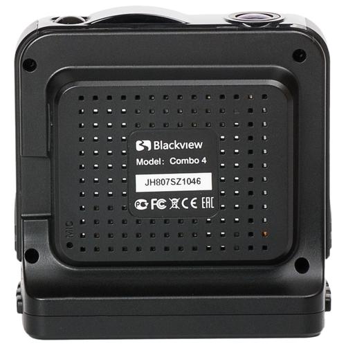 Видеорегистратор с радар-детектором Blackview COMBO 4 PRO, GPS, ГЛОНАСС