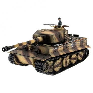 Танк Taigen Tiger Late version (TG3818-1B-P) 1:16 52 см