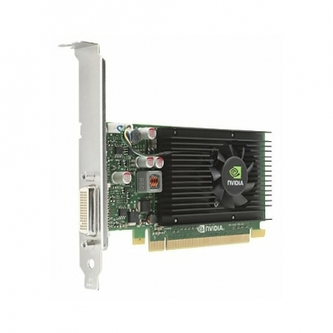 Видеокарта HP Quadro NVS 315 PCI-E 1024Mb 64 bit