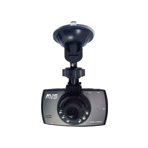 Видеорегистратор AVS VR-246DUAL, 2 камеры