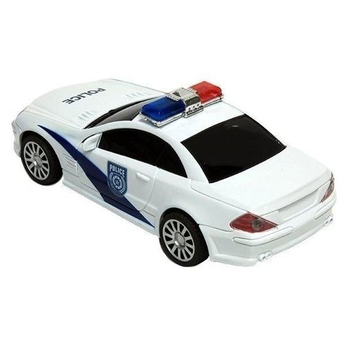 Легковой автомобиль Mioshi Tech City Police (MTE1201-105) 1:20 25 см